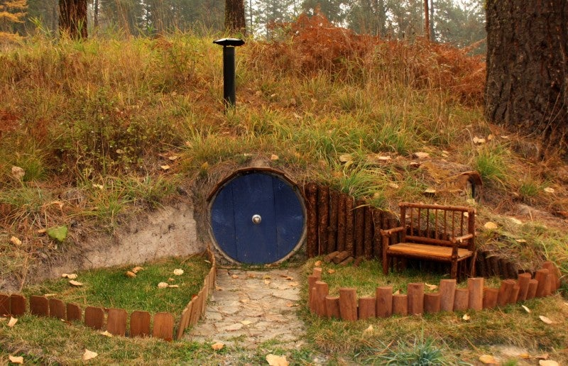 Forget New Zealand, visit some Hobbits in Montana!