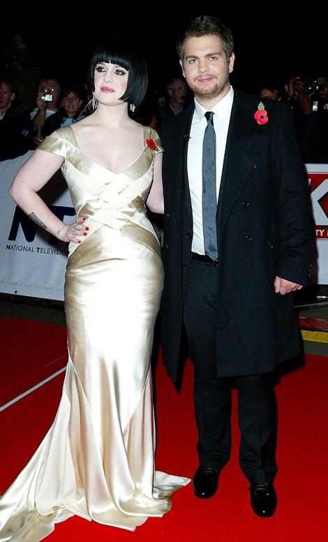 Kelly & Jack Osbourne Get Glam