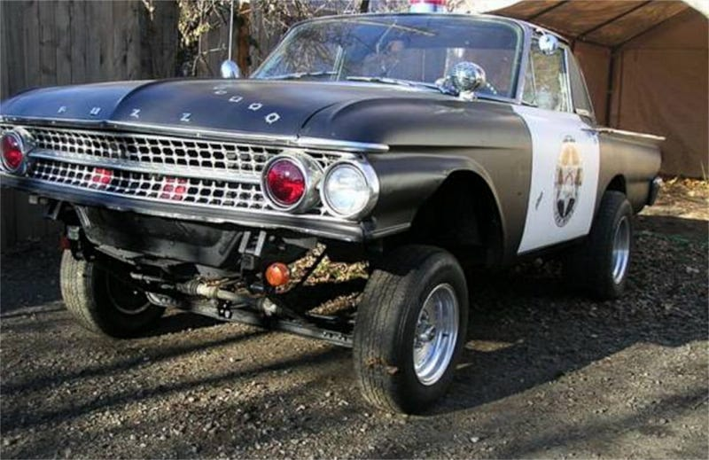 For $6,999, This Fairlane Is Wheelie Cool