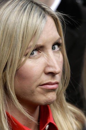 Heather Mills: Sued For Spray Tan