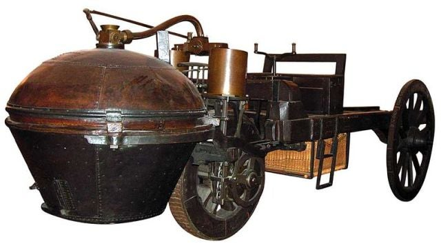 Who invented the world's very first car?