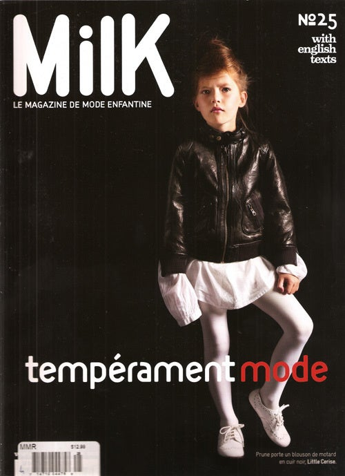 Kids In Milk: Cooler & Better Dressed Than You