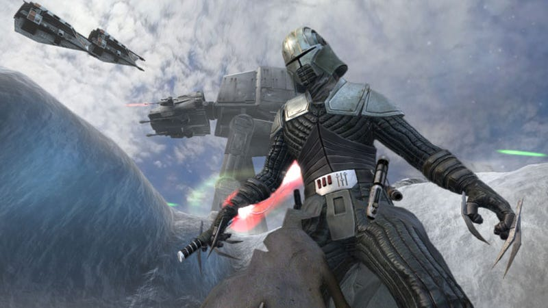 Star Wars: The Force Unleashed Expands With New DLC, Ultimate Sith Edition