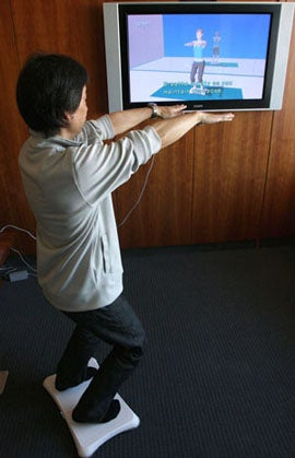 64 Percent of Those Polled Gave Up Wii Fit