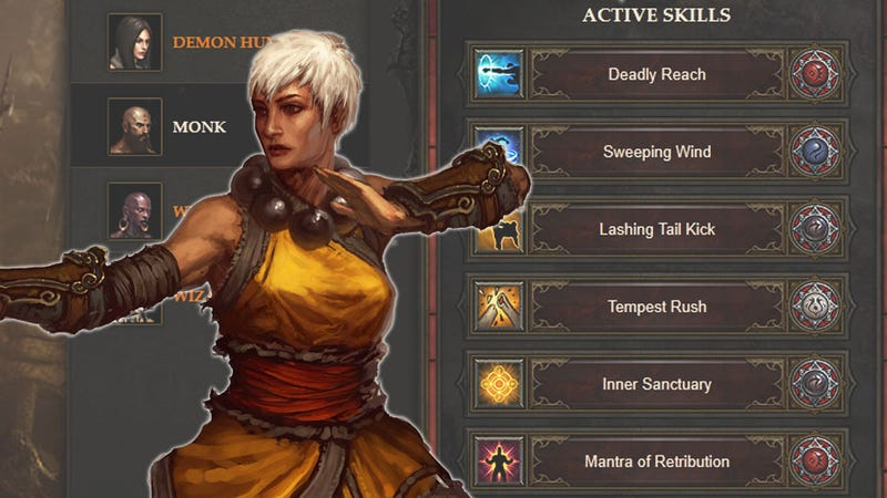 The Truly Dedicated Gamer Plans Their Diablo III Character In Advance