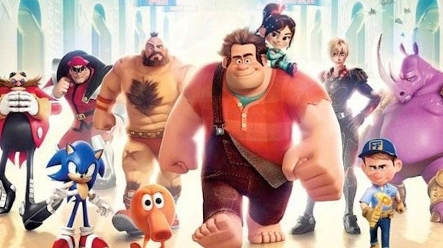 Wreck-It Ralph Got the #1 High Score For This Weekend's Movie Box Office