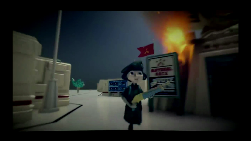 In The Tomorrow Children, Humanity's Screwed if We Don't Work Together