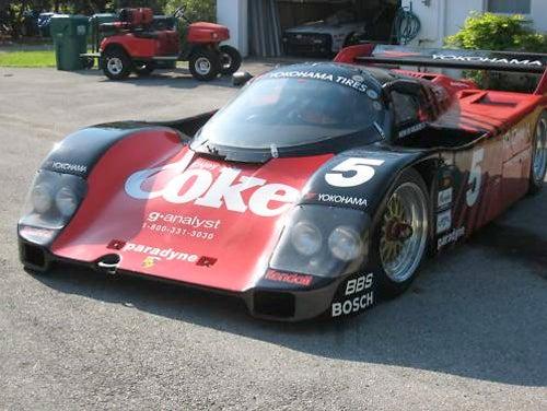 Porsche 962 On eBay! Porsche 962 On eBay!