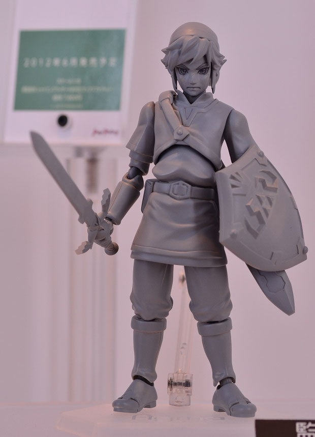There's a Link From Zelda Action Figure Coming, and it Looks Surprisingly Great