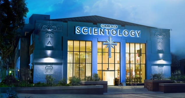 A Guide to Scientology's Most Ostentatious Real Estate