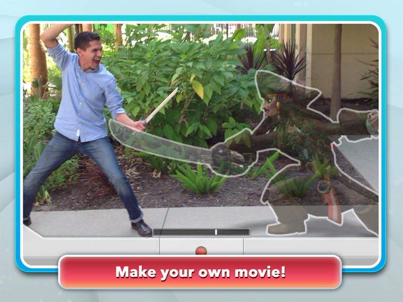 One Of Disney Infinity's Mobile Apps Is Amazing. Not This One.