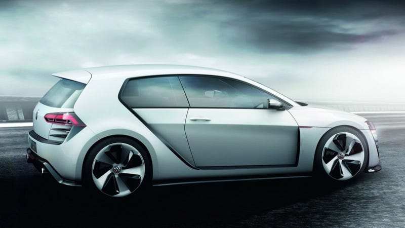 This Is What You Get When You Combine A VW GTI With An Audi R8