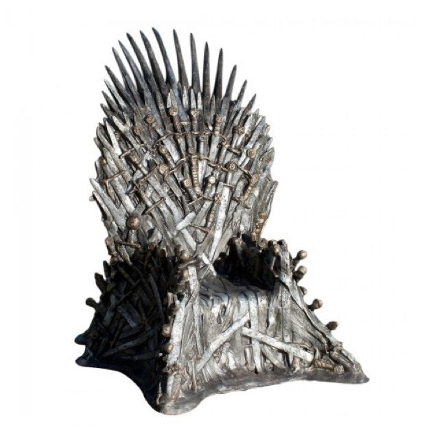 HBO is selling the Iron Throne for just $30,000!