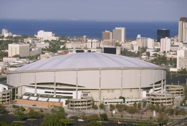 Taxpayers, Fans Winners As St. Petersburg Rejects Rays Stadium …
