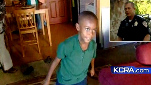 Today in Police Brutality: 5-Year-Old Cuffed and Charged with Assault