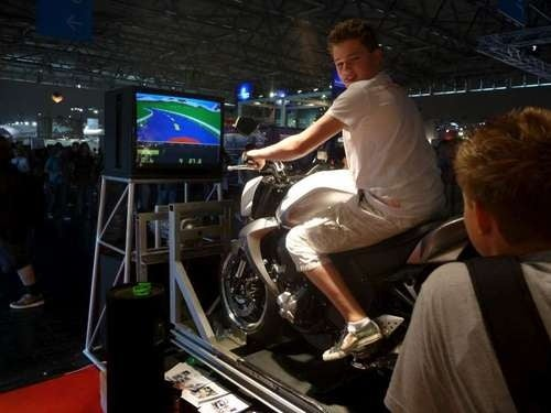 The Cars, Armored Vehicles and Trucks of Gamescom