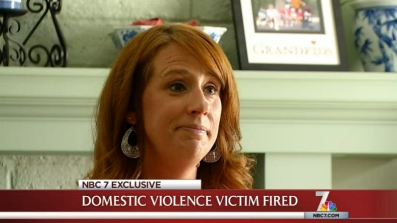 Teacher Fired Because Abusive Ex-Husband Posed Threat to Students