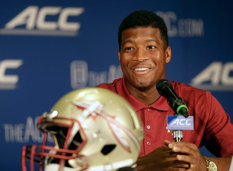 FSU Paid For Jameis Winston's Insurance Policy On His Draft Stock