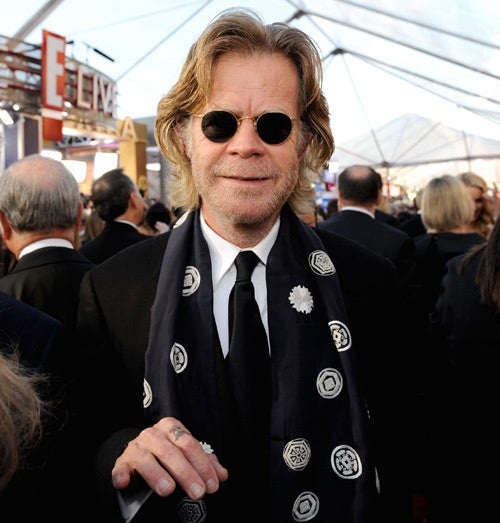 William H. Macy Is Higher Than You