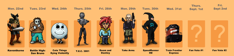 Indie Games Summer Uprising Schedules Its Releases