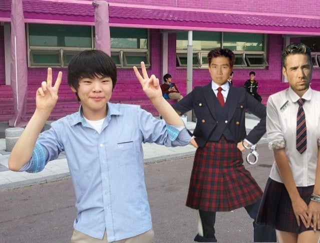 Let Korean Photoshop Trolls Brighten Your Day Once Again