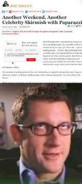Flack Pimps Business Via Huffington Post Column