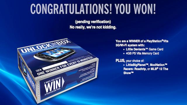 This Taco Bell PlayStation Vita Contest Seems A Little Weird [UPDATE]