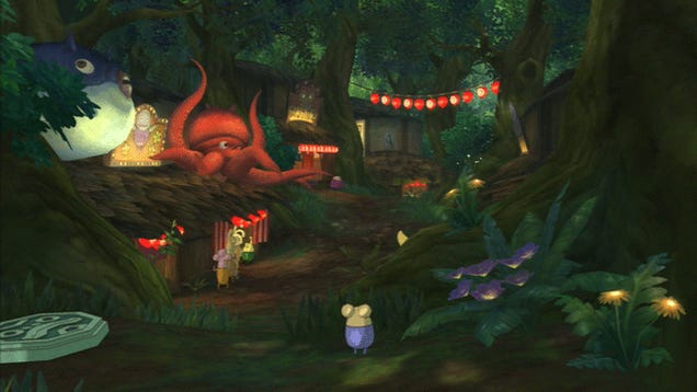 Ni no Kuni: The Kotaku Review