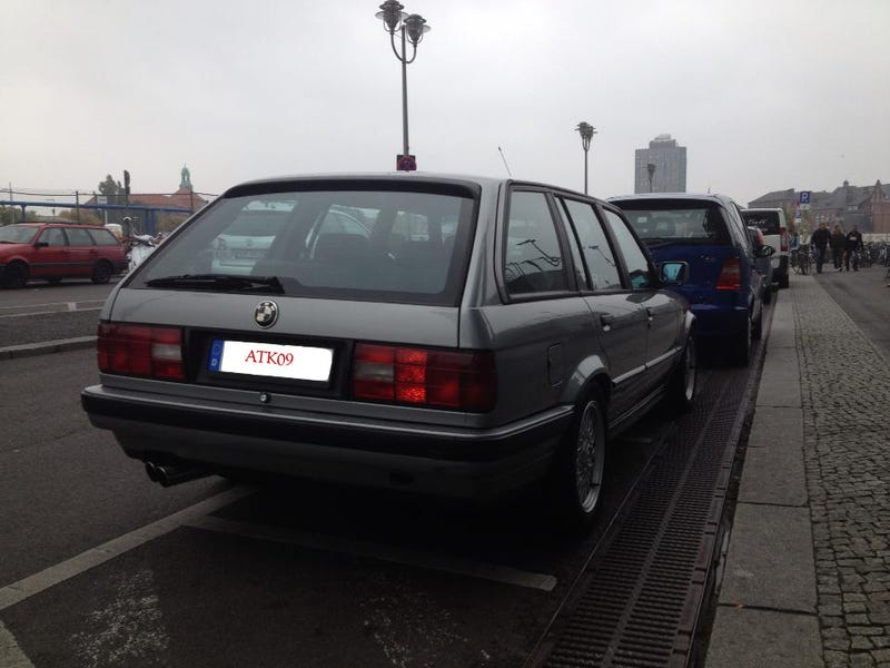 So You Want to Import an E30 Touring, Part I: The Rules
