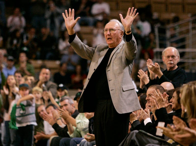 This Story About Bob Cousy Mourning His Wife Will Break Your Heart
