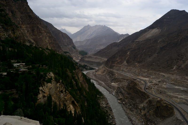 Back from Karakoram Highway