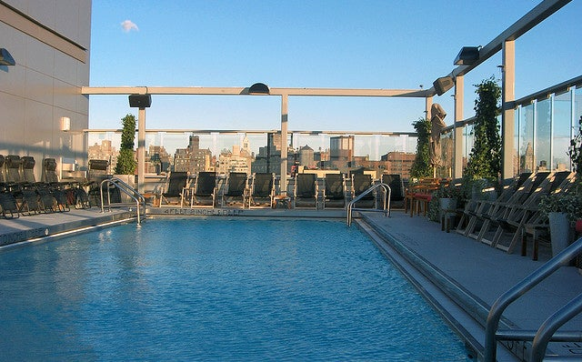 Overpriced NYC Swimming Pool Is Also a Toilet (Maybe)
