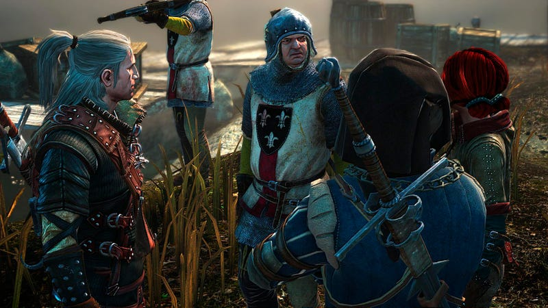Namco Sues Over European Distribution, DRM Removal from Witcher 2