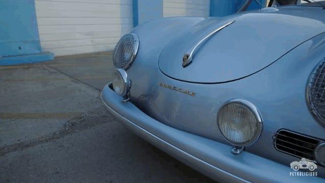 This Porsche 356 Is A Work Of Art