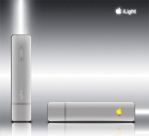 If Apple Designed a Flashlight...