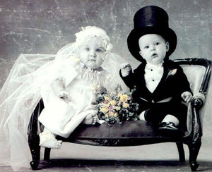 Kids & Weddings: Bad Idea?