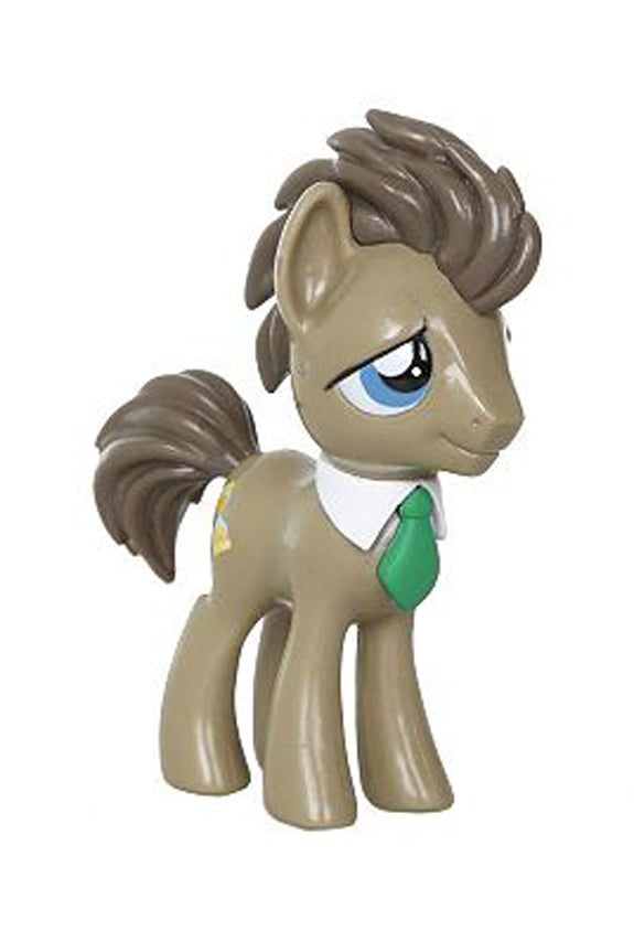 Buy the Little Pony-Doctor Who mash-up Dr. Hooves before time gallops out
