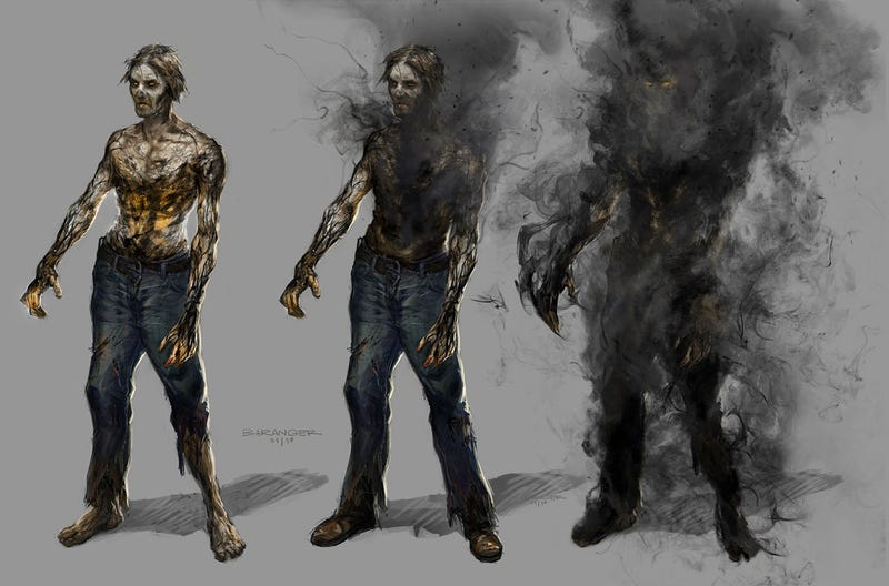 The Killer Concept Art of François Baranger