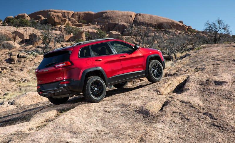 New Jeep Cherokee is selling like