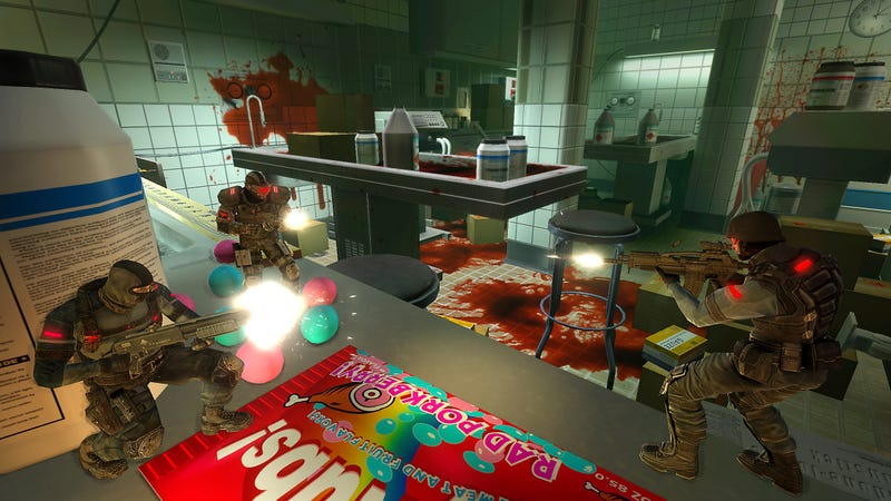 F.E.A.R. 2 Toy Soldiers DLC Is Gigantic And Free
