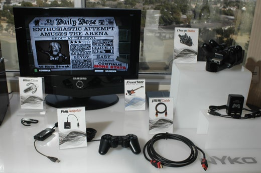 Nyko Goes Wild, Releases Entirely Too Many Next Gen Console Accessories