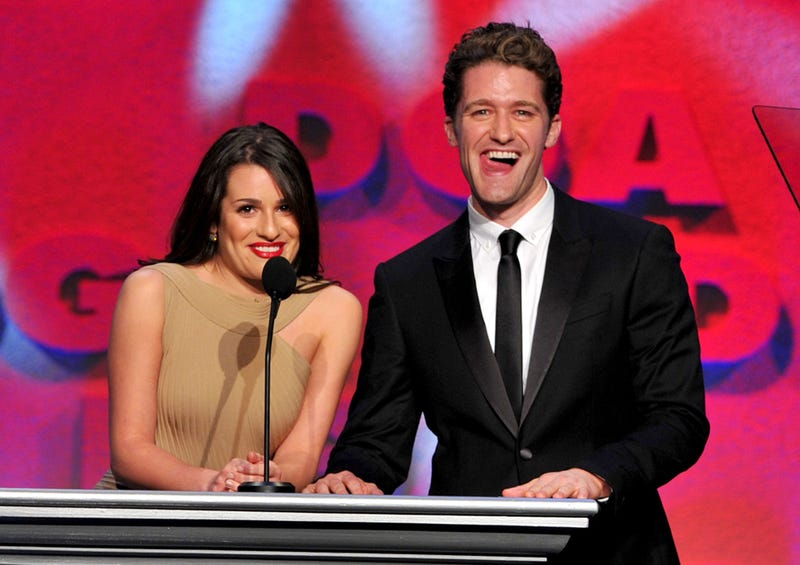 Lea Michelle Admits She Totally Dated Mr. Schue