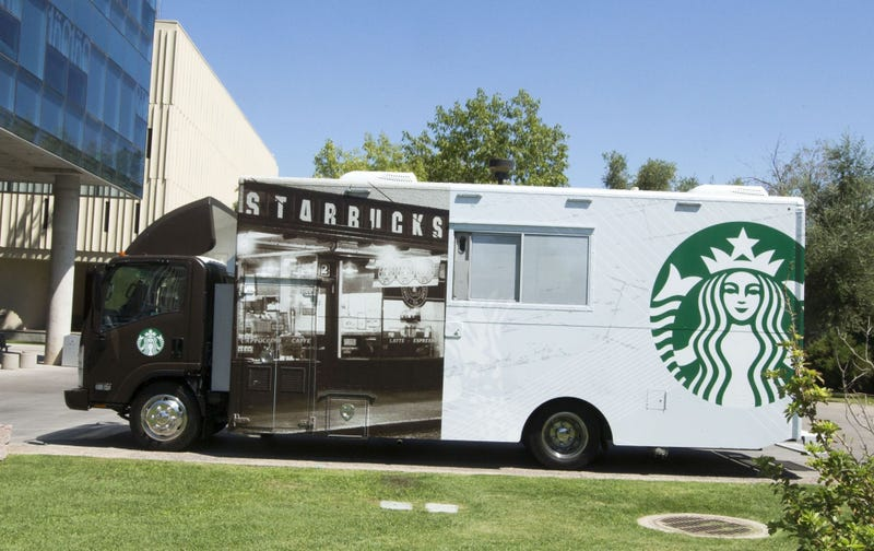 Starbucks Mobilizing Food Trucks To Colleges In Next Phase Of Invasion
