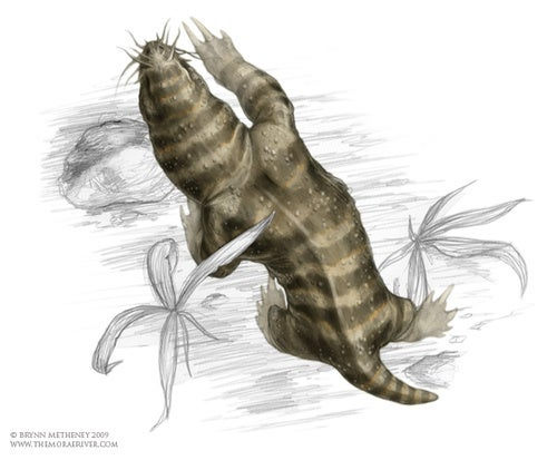 Gigantic Fleas and Killer Fish Wait on an Alien World