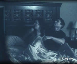 Spielberg Adds To Paranormal Activity Scare