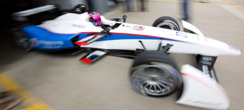 Formula E Does Its Batteries Wrong