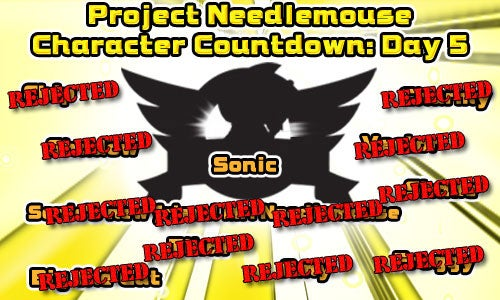 Surprise! Sonic Is The Only Playable Character In Project Needlemouse