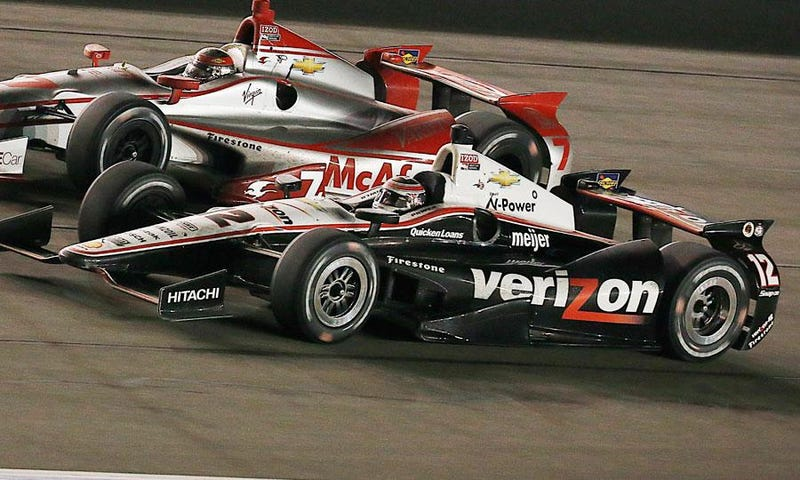 Verizon to become title sponsor of IndyCar Series