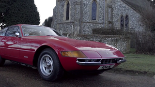 When A Ferrari Daytona Is A Family Car