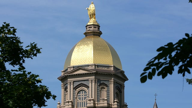 Notre Dame Accused Of Mishandling Yet Another Sexual Assault Case